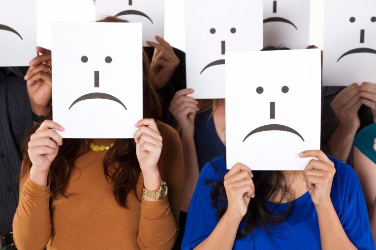 Resultado de imagen para gente negativa